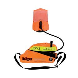 Emergency escape breathing apparatus Saver CF escape SCBA by Dräger