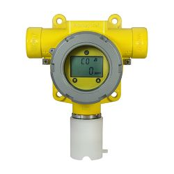 Fixed gas detector with linear output and display - serie 3000 by Honeywell