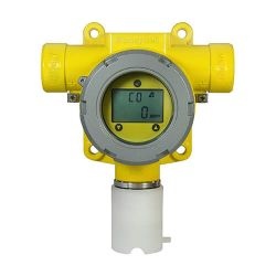 Honeywell Series 3000 transmitter, fixed gas detector with linear output and display