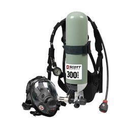 Self-Contained Breathing Apparatus - PROPAK Sigma Scott Safety SCBA
