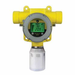 Honeywell SensePoint XCD fixed ATEX gas detector with display and relay output