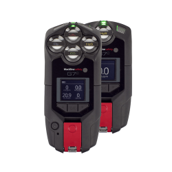 Blackline G7c connected portable gas detector with GPS live tracking and lone worker protection system