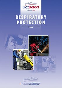 GazDetect respiratory protection catalog