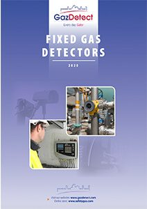 GazDetect fixed gas detectors catlog
